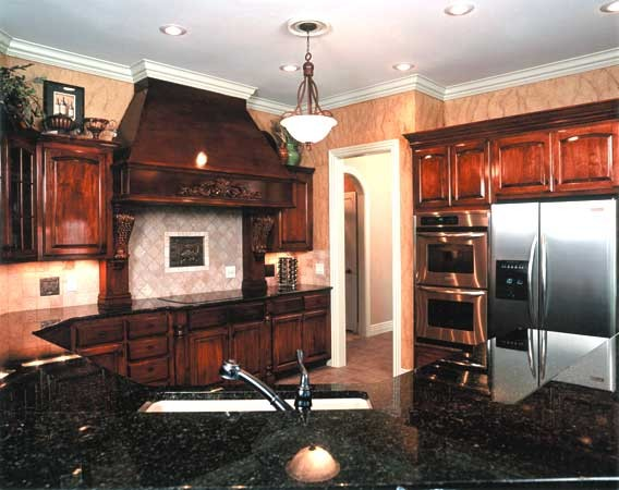 Willow Bend home by Celtic traditional-kitchen