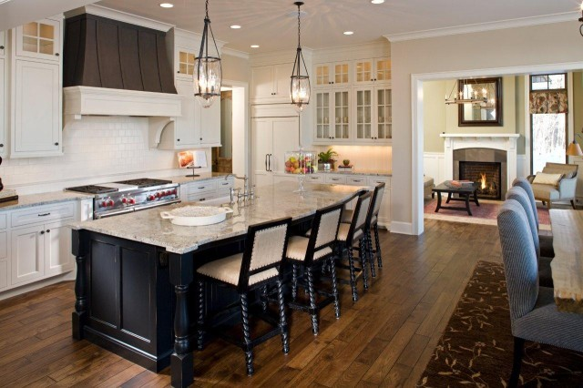 Willow Hill Estate traditional-kitchen