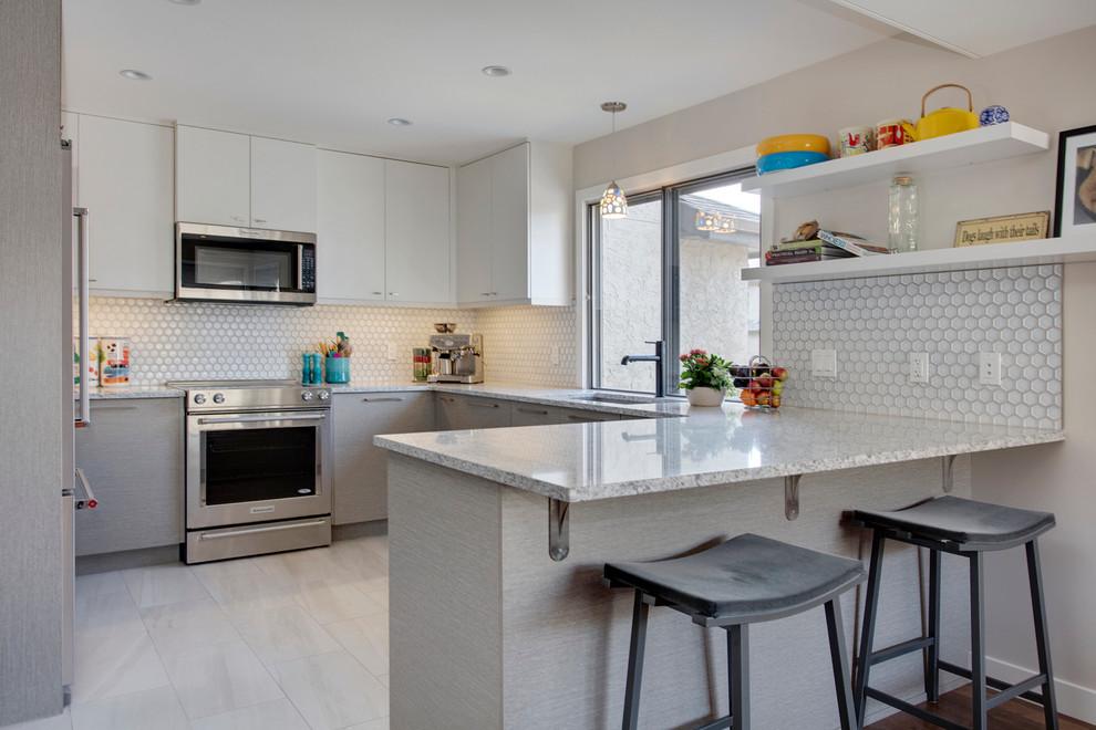 Willowbrook Homes - Renovation - SW Calgary - Contemporary ...