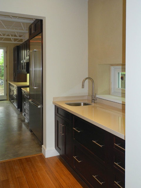 Willowdale contemporary-kitchen
