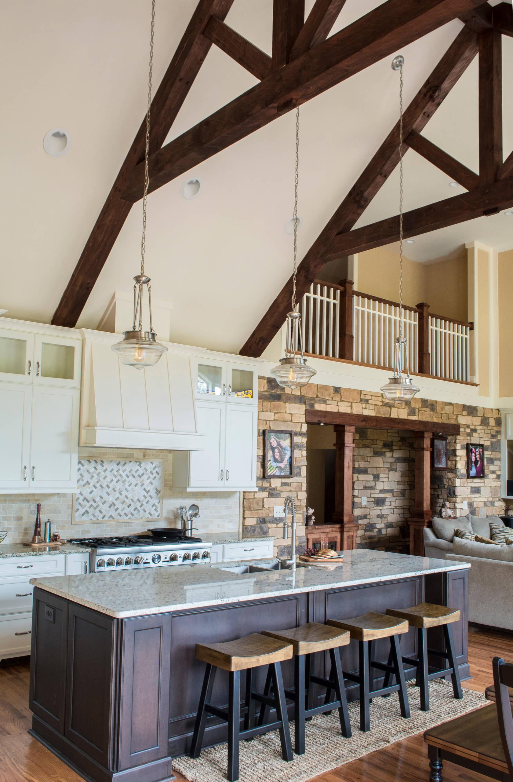 Willowridge Craftsman Home