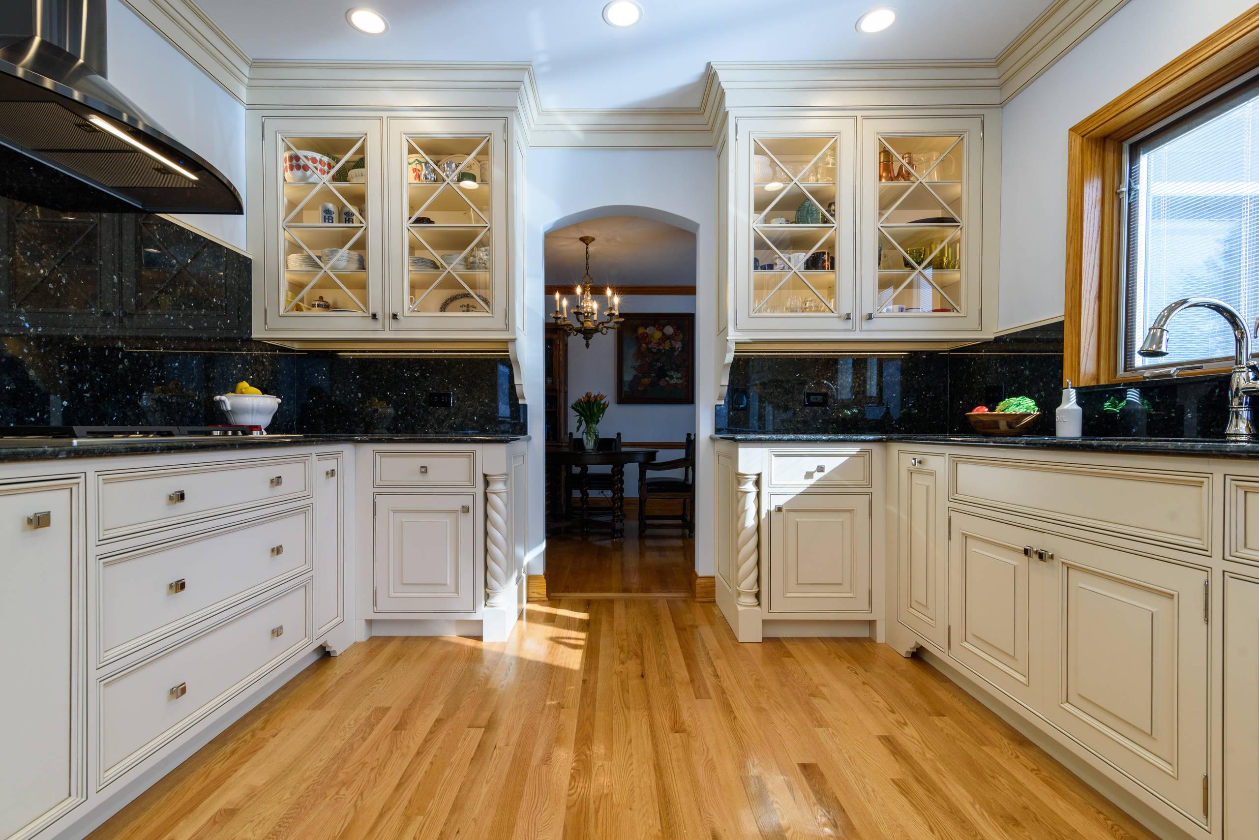 Wilmette Custom Kitchen