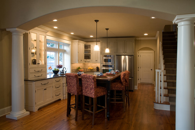 Wilmington Model traditional-kitchen