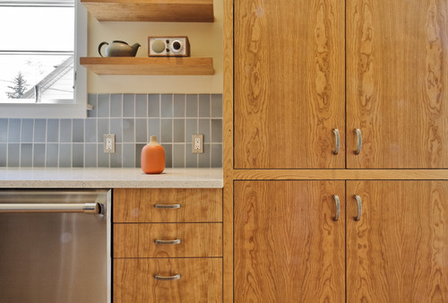 [Transitional Kitchen by Portland Architects & Building Designers Howells Architecture + Design, LLC]