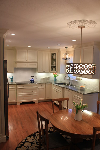 Wilson Residence traditional-kitchen