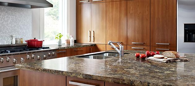 Wilsonart laminate countertops - Kitchen countertop designs photos ...