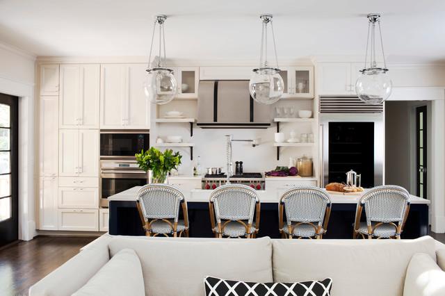 Wilton Whole Home Renovation transitional-kitchen