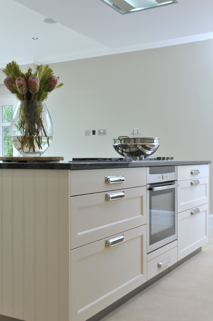 Wimbledon Family Home Traditional Kitchen London By Chantel Elshout Design Consultancy