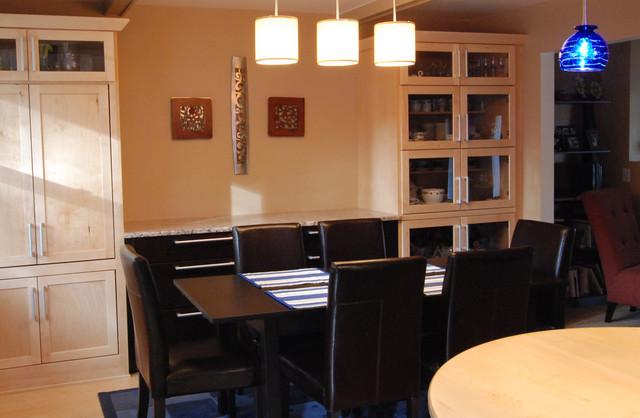 Winchell contemporary-kitchen