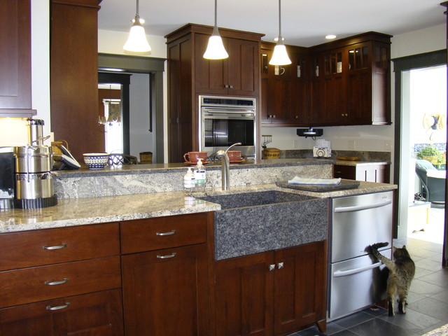 windham kitchen craftsman kitchen portland maine
