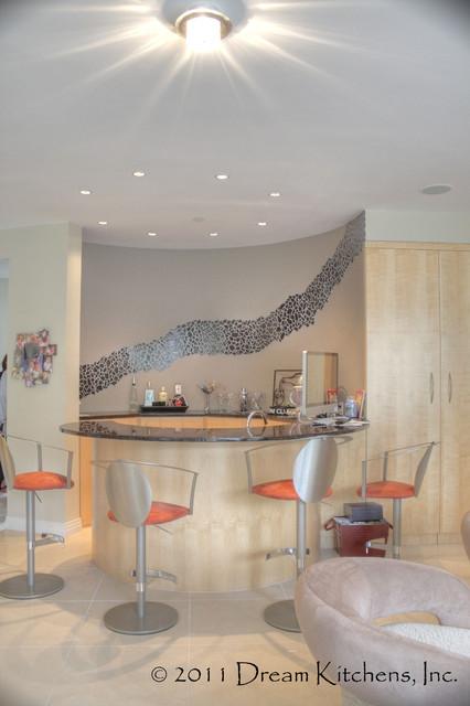 Windham, NH Contemporary Kitchen contemporary-kitchen