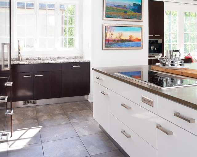 Windsor Farms Kitchen contemporary-kitchen