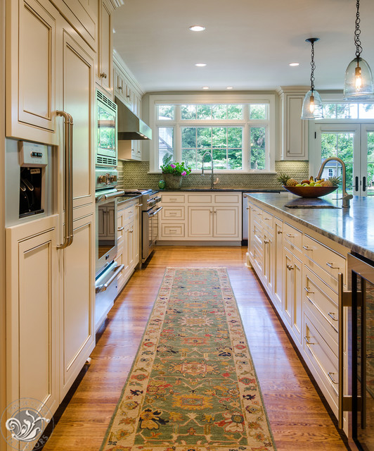 Windsor Farms Richmond Va Transitional Kitchen Richmond By Jennifer Stoner Interiors