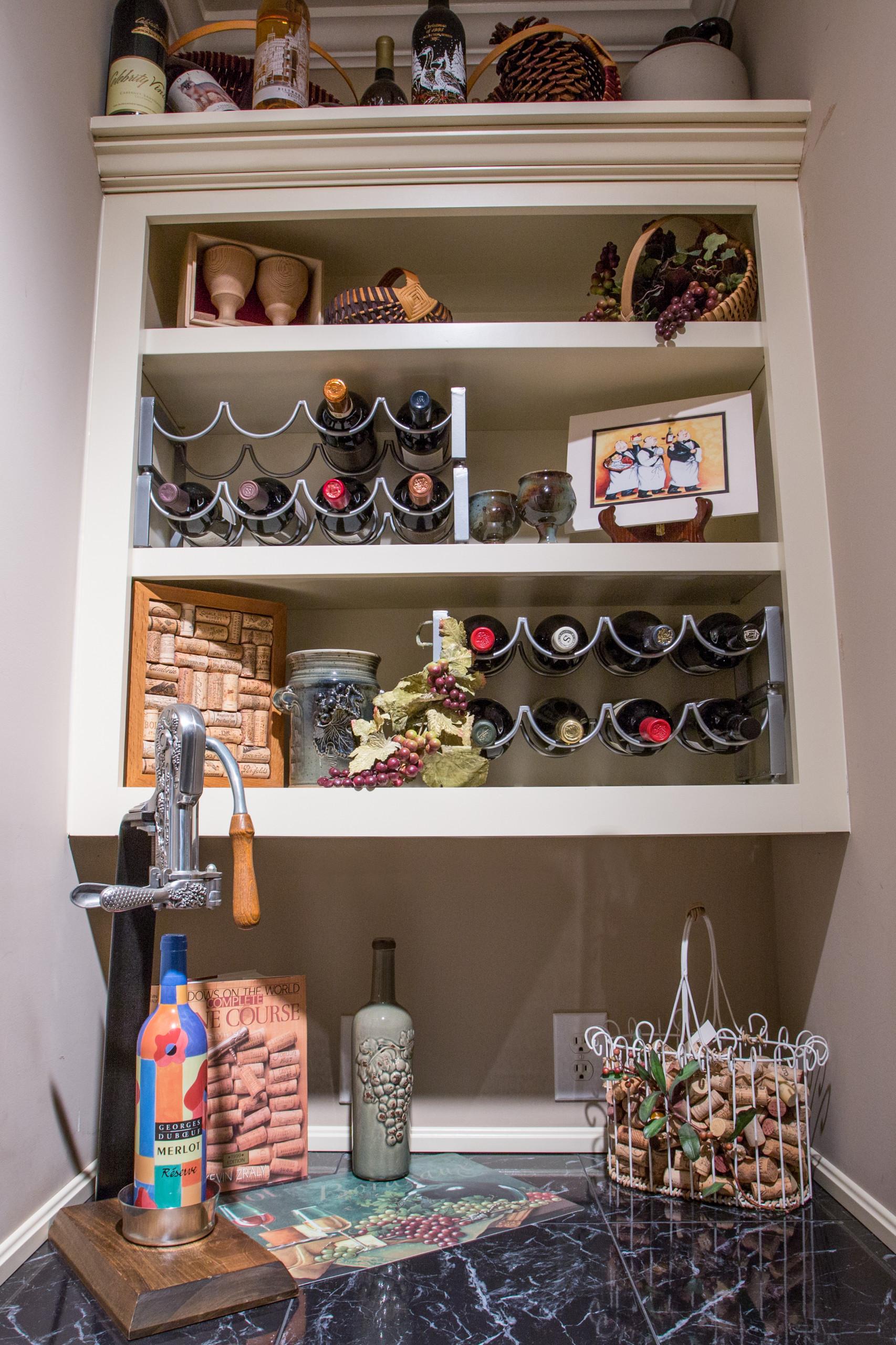 Wine Cabinet After Bar Cabinet
