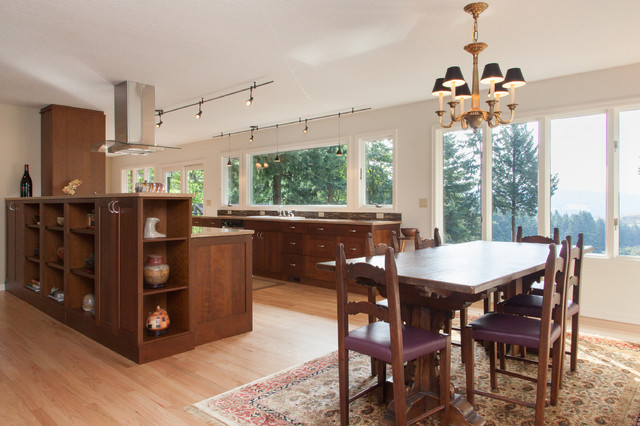 Wine Country Kitchen traditional-kitchen