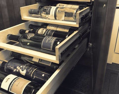 Wine Logic  /  Wine Storage Solutions kitchen