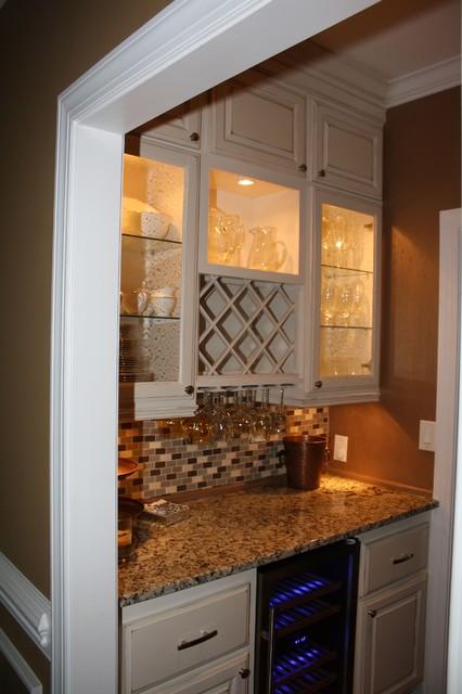 Kitchen With Nook Ideas