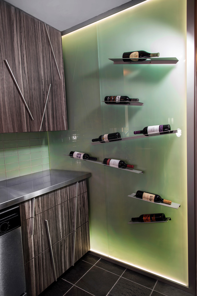 6 Wine Storage Ideas for a Small Kitchen