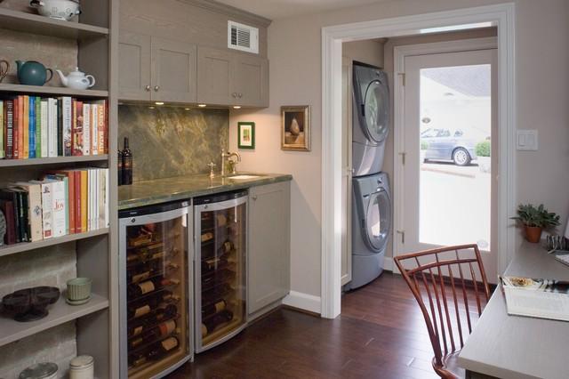 Brookhaven Kitchen eclectic-kitchen