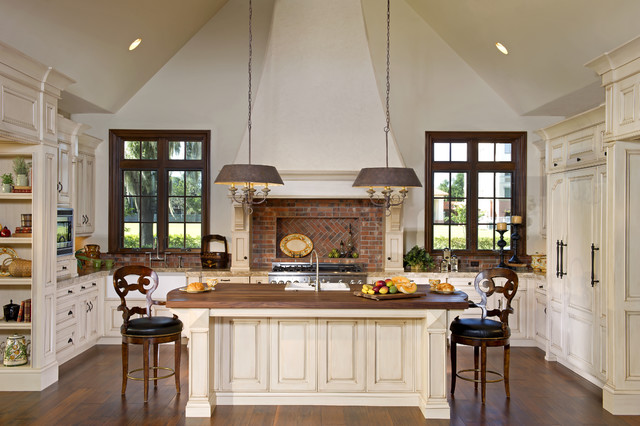 Winter Park traditional kitchen