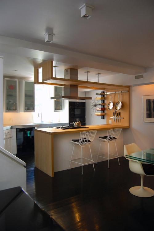 Wittenberg Residence modern kitchen