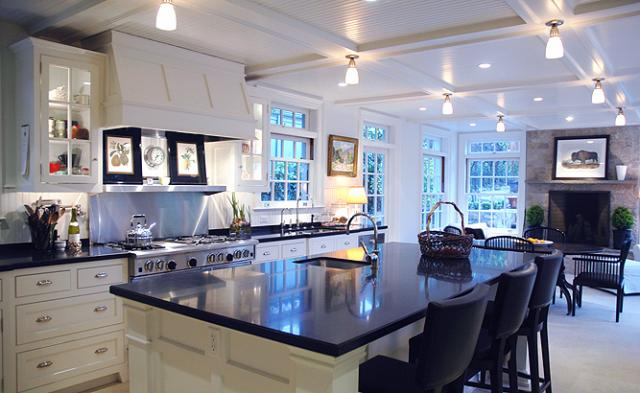 Wm. F. Holland/Architect/projects - Traditional - Kitchen - San Francisco - by Wm. F. Holland ...