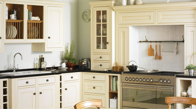 Woburn Kitchen - Contemporary - Kitchen - other metro - by B&Q