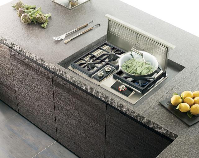 Wolf 30  Cooktop Downdrafts Stainless Steel  DD30  Range   -> Kuchnia Gazowa Bosch