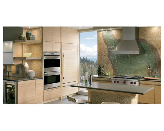 """Wolf 30"""" Double Electric Wall Oven, Stainless Steel Unframed 