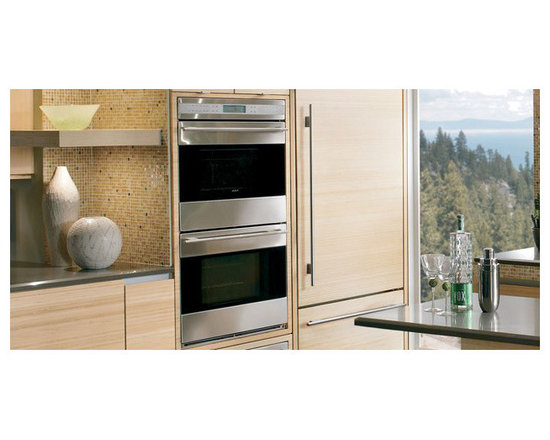 "Wolf 30"" Double Electric Wall Oven, Stainless Steel Framed 