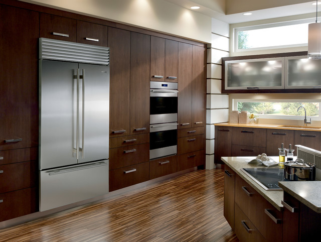 """Wolf 30"""" E Series Transitional Built-In Double Oven Stainless Steel 