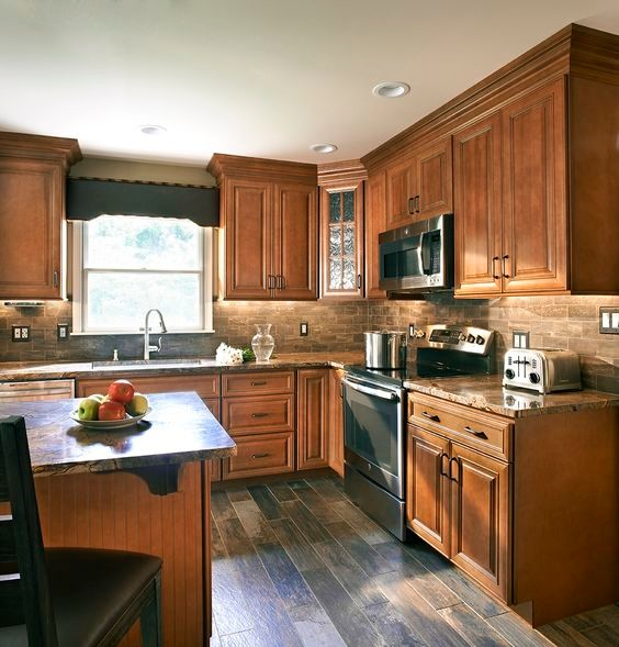 Kitchen Cabinets New York: Wolf Cabinets