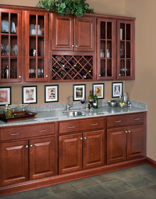 WOLF Classic Cabinets: Saginaw traditional-kitchen - WOLF Classic Cabinets: Saginaw - Traditional - Kitchen - Baltimore