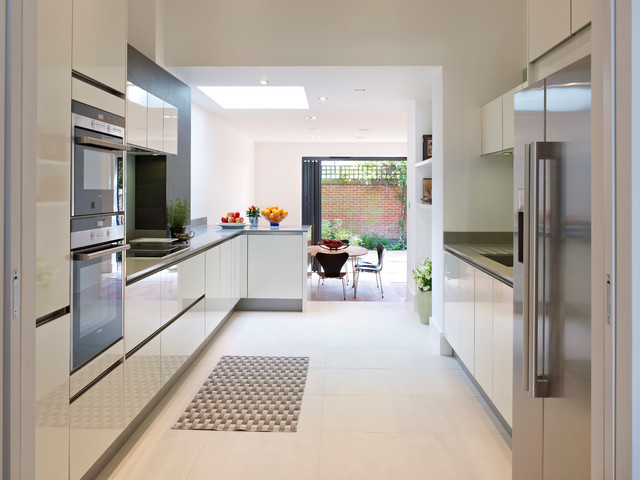 wolverton gardens contemporary kitchen london by