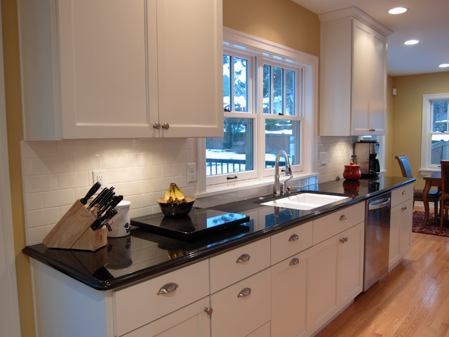 Wonderful South Hill Renovation traditional-kitchen