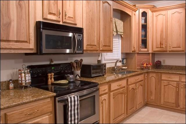Wood Hollow Cabinets traditional-kitchen