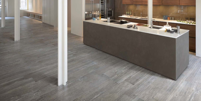 Wood Look Porcelain Tiles From Refin At Royal Stone Tile In Los Angeles Contemporary
