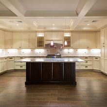 Wood Look Tile for kitchen   entry   den   possibilities are endless