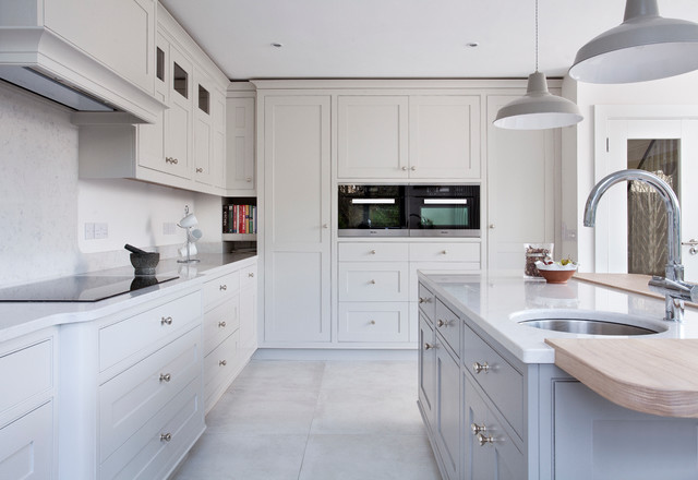 Woodale Designs Dublin Transitional Kitchen Dublin