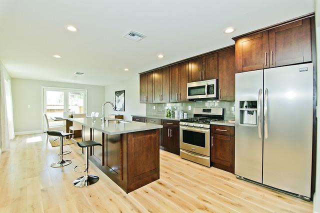 Woodbine traditional-kitchen