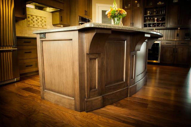 Woodecor Custom Maple Kitchen traditional-kitchen
