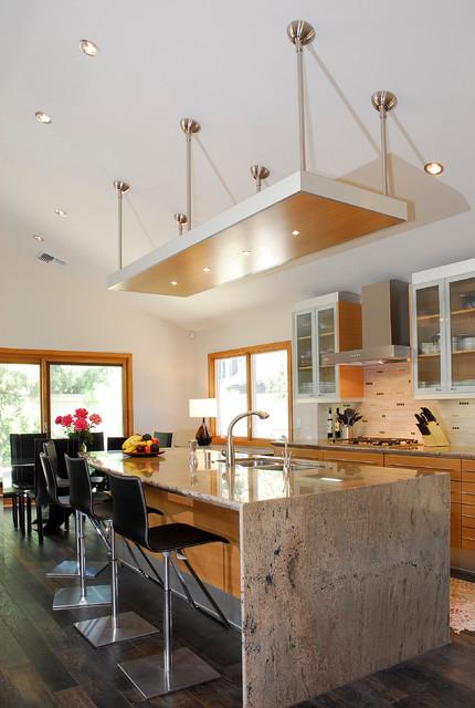 Woodfall contemporary-kitchen