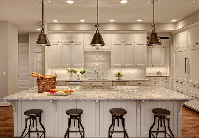 Woodinville Retreat - Transitional - Kitchen - Seattle - by J.Bay ...