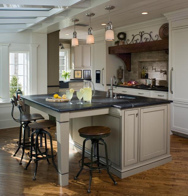 Woodland Estate industrial-kitchen
