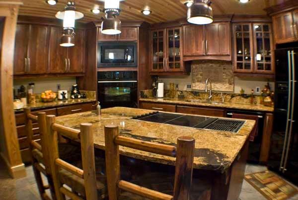 Woodland Kitchen traditional-kitchen
