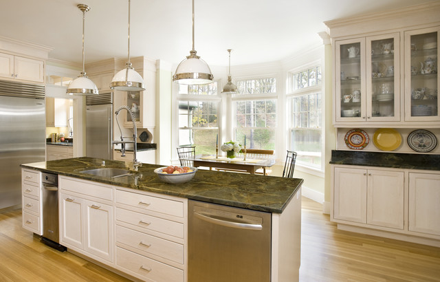 Forest View Residence Kitchen traditional-kitchen
