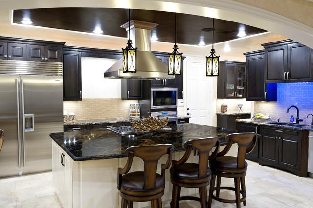 Woodlands Contemporary Kitchen Contemporary Kitchen Houston By Designer Kitchens