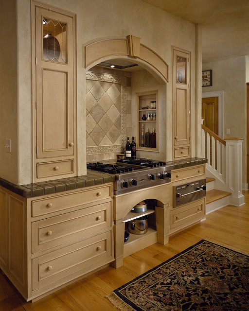 woodlawn residence traditional-kitchen