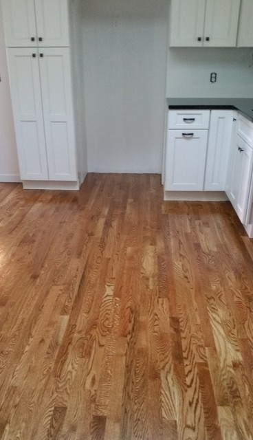 Woodmansee kitchen floor milford ct for Milford flooring