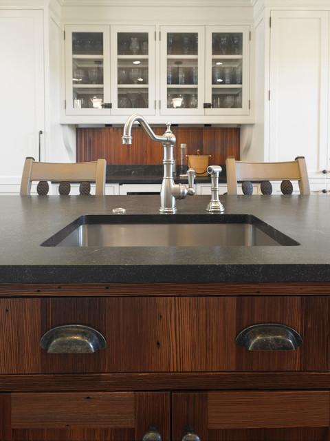 Woodmeister - Kitchen 12 traditional-kitchen